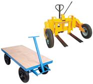 Site Trolleys & Pallet Trucks