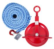 Rope Pulleys & Gin Wheels