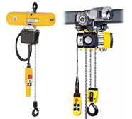 Electric Hoists (3 Phase)
