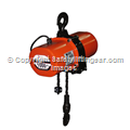 Electric Chain Hoist 3 Phase 415 volt  1 tonne