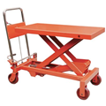 Scissor Lift Hydraulic Platform Table 150kg