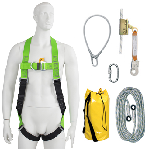 Roofers Height safety Kit Sizes M - XL
