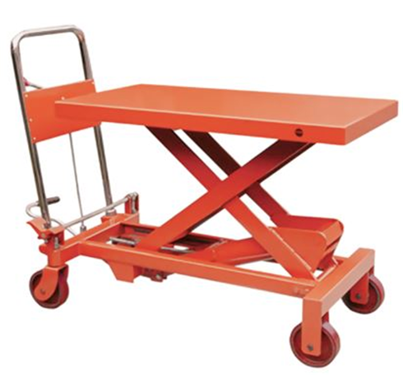 Scissor Lift Hydraulic Platform Table 300kg