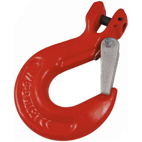 8000kg M.B.S Ratchet Loadbinder Set with Latch Hooks