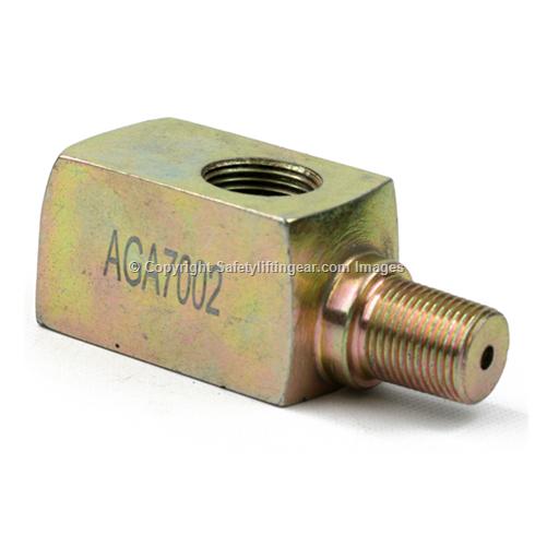 Gauge Block for Hydraulic Systems (Actionram)