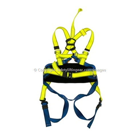 P50 Multipurpose Full Safety Harness With QR Buckles Sizes M - XXL