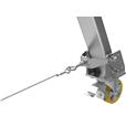 2500kg Aluminium Gantry, 5mtr beam, 1600-2200mm