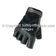 "Half Finger Impact Gloves. 900 ""PROFLEX"""