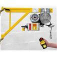 Scaffold Hoist with Radio Control 200kg 110v 25 mtrs Lift