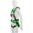 G-Force P52 Professional Multipurpose Harness, QR Buckles