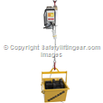 Radio Controlled 500kg Electric Wire Hoist 20mtr 30tr, 60mtr & 120mtr