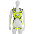 P30 Two Point Hi Viz Full Safety Harness (Yellow)