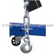 0.5tonne Folding Floor Crane