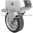 3000kg Aluminium Gantry, 4mtr beam, 3200-5400mm