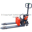 1500kg Fully-electric Battery Pallet Truck 540x1150mm