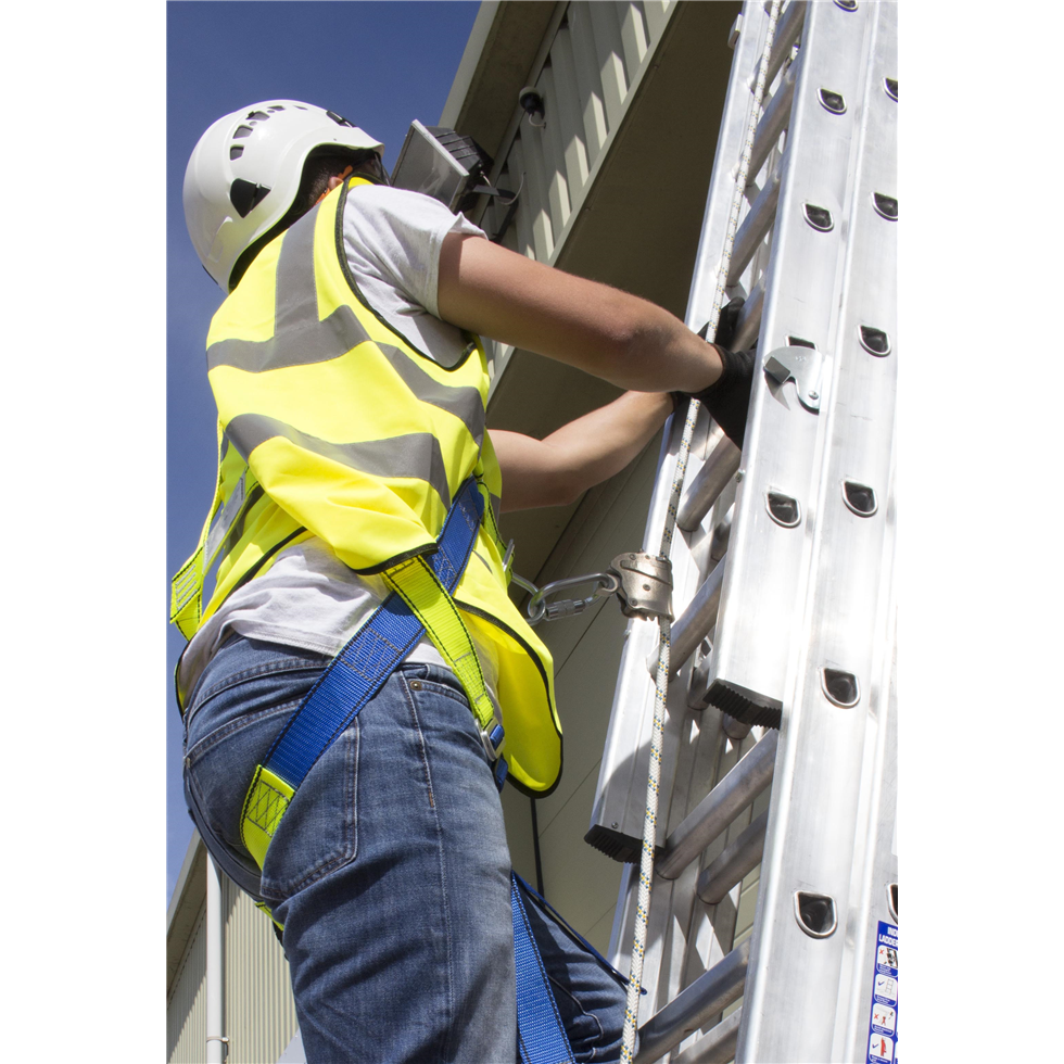 Ladder Safety Fall Protection Kit Level 2 Safety Lifting