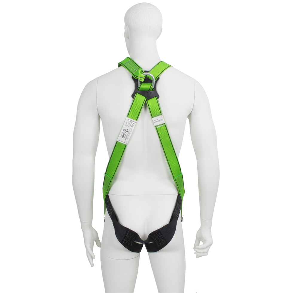 Full Safety Harness Chest And Back Attach Points Small