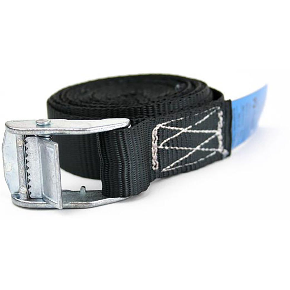 Cam Buckle Lashing Load Restraint Strap 1mtr To 6mtr