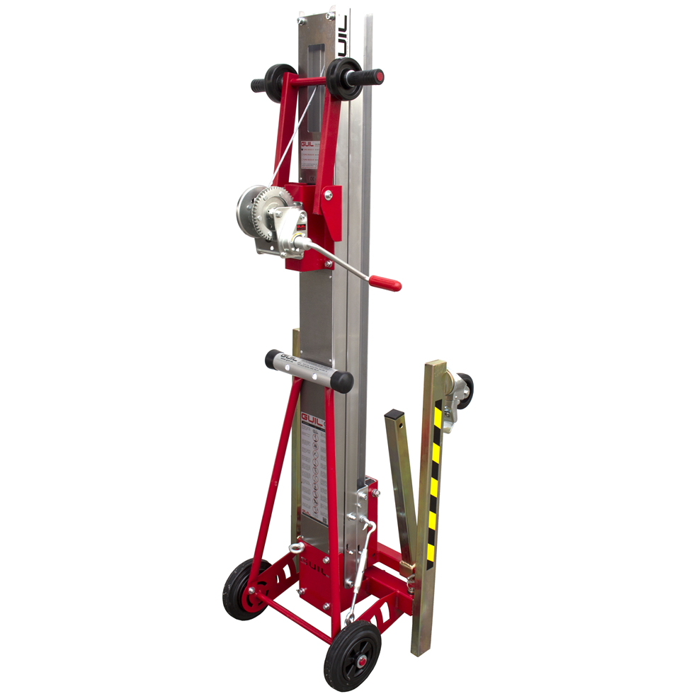 Material Lift Safety : Toro a kg compact material lift safety lifting