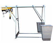 Builders Gantry Hoist
