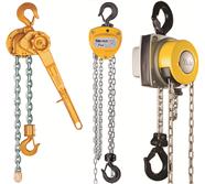 Yale Manual Chain Hoists