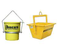 Hoist Tipping Buckets