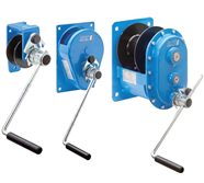Spur Gear Drive Hand Winches