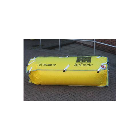 AirDeck Top Clip Fall Arrest Soft Landing Bag