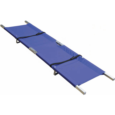 Aluminium Foldable Rescue Stretcher 2185 x 500mm
