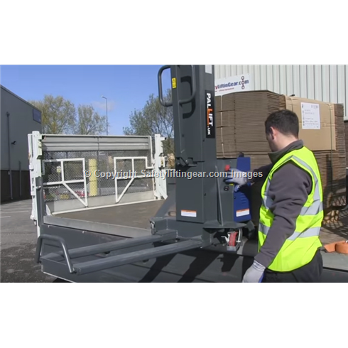 PALLIFT 500kg Self Lift Stacker