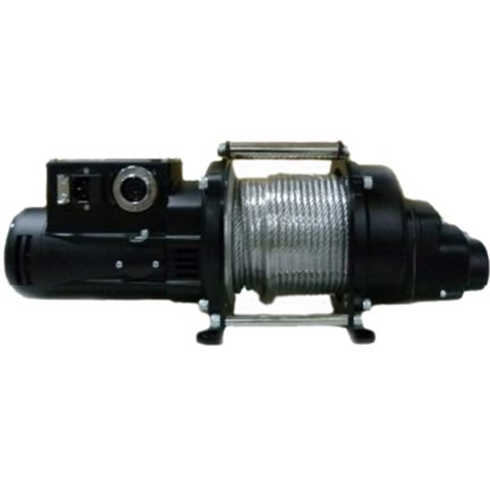 Electric Winch, 110 volt , Lifting capacity 500kg c/w
