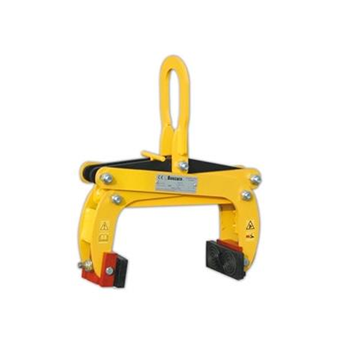 1000kg Kerb Grab with rotating rubber-coated plates