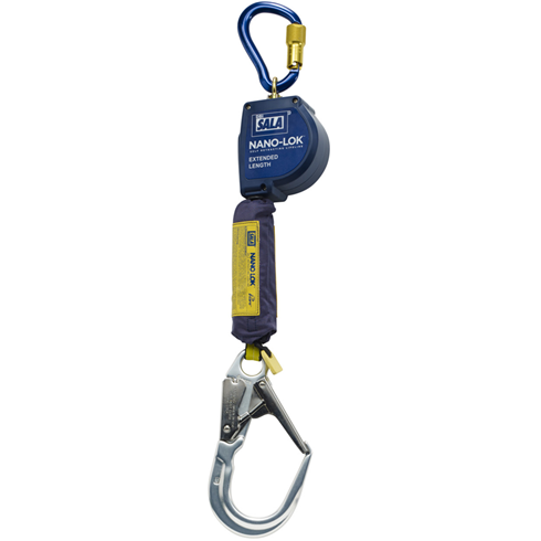 3M DBI-SALA 3101620 Nano-Lok XL 2.8mtr Self-Retracting Lifeline