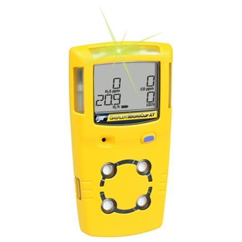 GasAlert Microclip XT 4 Gas Detector