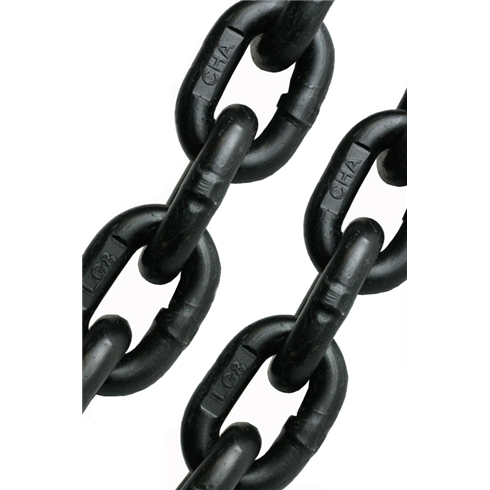 13mm High Tensile Multi Purpose Heavy Duty Chain, Black Finish