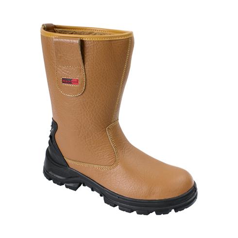 BlackRock Fur Lined Rigger Safety Boots