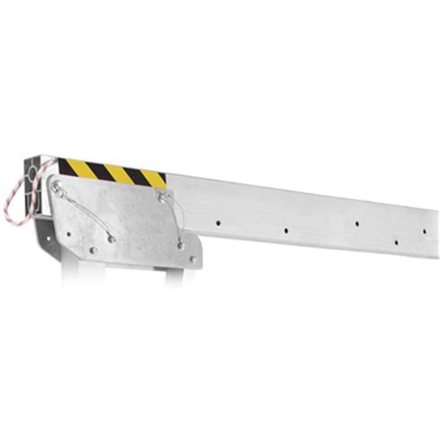 3000kg Aluminium Gantry, 2mtr beam, 3200-5400mm