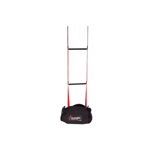 Lyon Fibrelight Ladder Red/Black 5mtr, 10mtr, 15mtr & 20mtr
