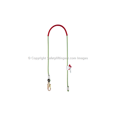 Arborist Steel Core 2mtr Work Positioning Lanyard