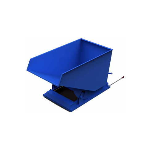 2400ltr Heavy Duty Industrial Tipping Skip
