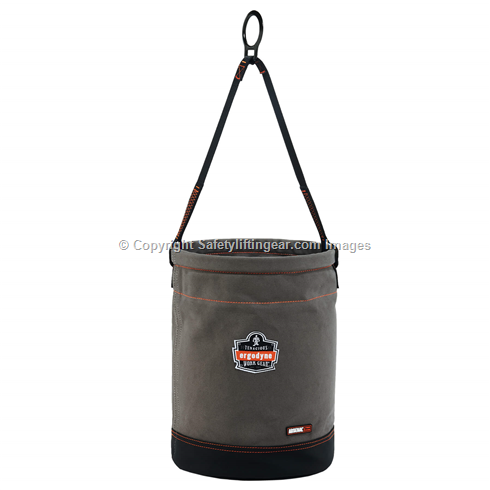 Ergodyne 68kg Canvas Hoist Lifting Bucket