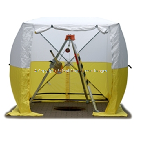 Protective Tent For Tripod And Winch
