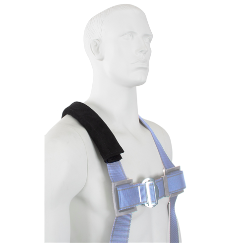 Shoulder Pad Wear Sleeve With Velcro Strap