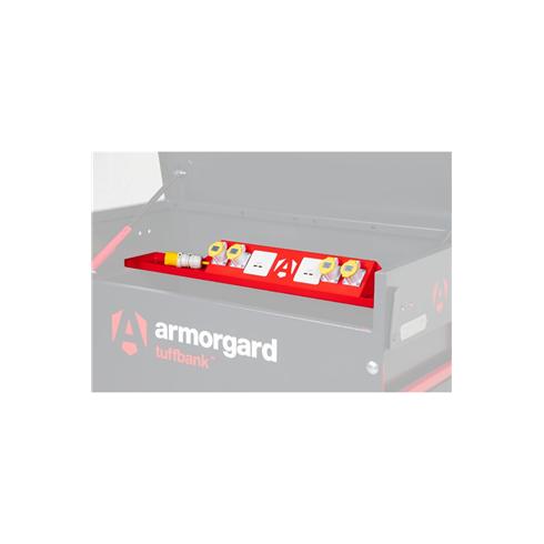 Armorgard TBDS5P Deep PowerShelf to suit TBC5 TuffBank