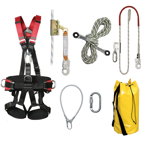 Roofers Height Safety Pro Kit Sizes M - XL