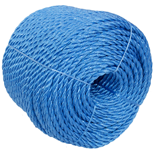 100mtr coil of 8mm Polyprop Rope