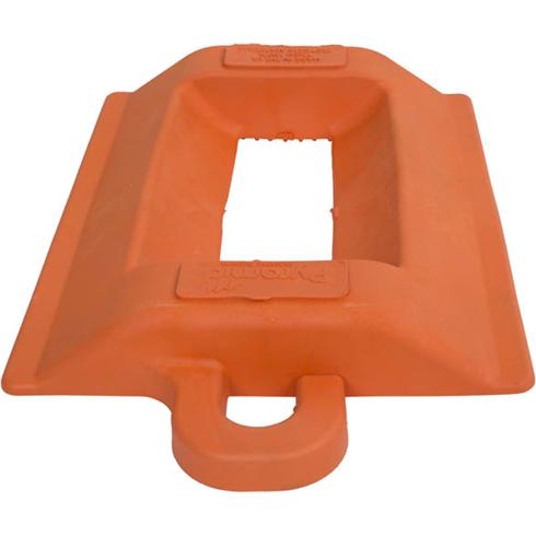 Orange Pallet Truck Chock