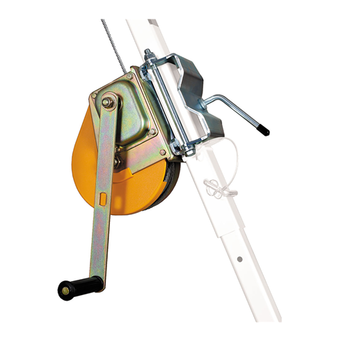 Tripod & Winch For Rescue & Confined Space Work