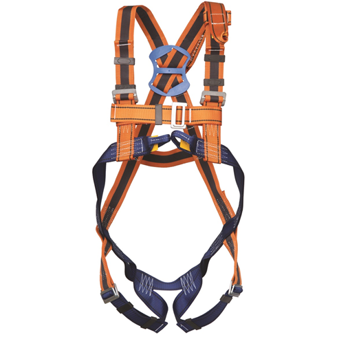 G-Force P30E Elasticated Harness Rear & Chest attachment M - XL
