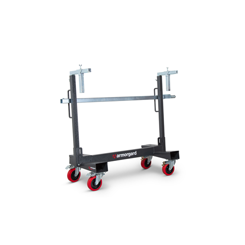 Armogard LoadAll LA750-PRO Mobile Plasterboard Trolley